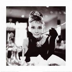 Audrey Hepburn Poster : audrey hepburn in breakfast at tiffany 39 s poster at ~ Eleganceandgraceweddings.com Haus und Dekorationen