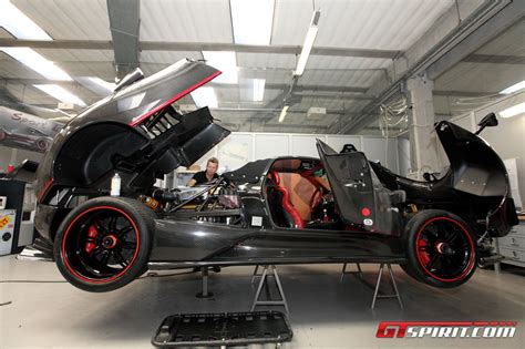 old pagani exclusive preview of the new pagani factory gtspirit