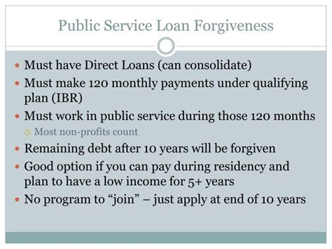Medical Student Loans Powerpoint Presentation