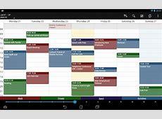 Business Calendar agenda – Applications Android sur