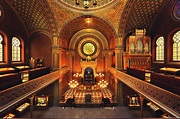 The Spanish Synagogue in Prague : europe