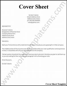 Cover page for resume whitneyport dailycom for Does every resume need a cover letter