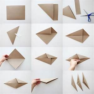 Origami Stern Falten Einfach : almost origami ornament stars origami weihnachten ~ Watch28wear.com Haus und Dekorationen