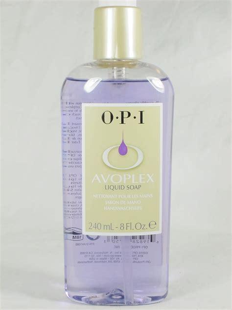 opi avoplex liquid soap 240ml 8fl oz