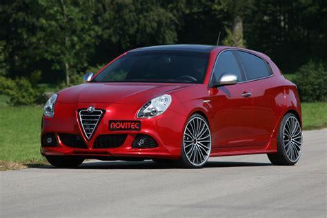 Alfa Romeo Guiletta by Novitec Alfa Romeo Giulietta