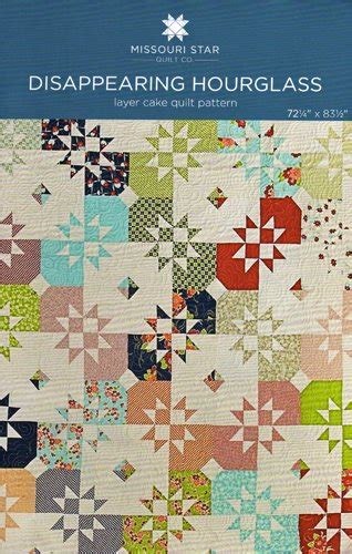 missouri quilt company address disappearing hourglass quilt pattern from missouri