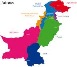 pakistan map political pakistan map outline blank