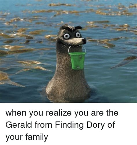 Gerald Memes - funny finding dory memes of 2016 on sizzle beautiful