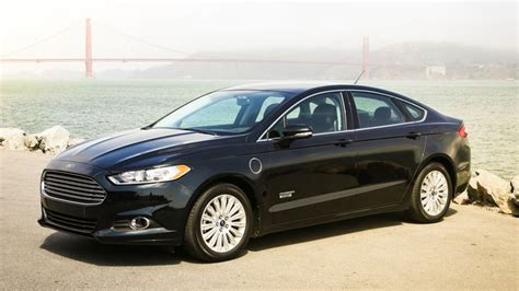 ford fusion energi review roadshow