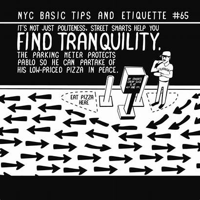 Etiquette Nyc Basic Survive Tips Pyle Nathan
