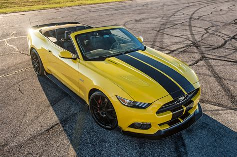 ford mustang hennessey hpe supercharged  sale