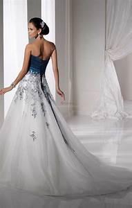 robe de mariee bleu roi meilleur blog de photos de With robe de mariée bleu roi