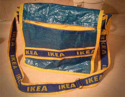 people   making clothes    cent ikea bags  theyre pretty awesome