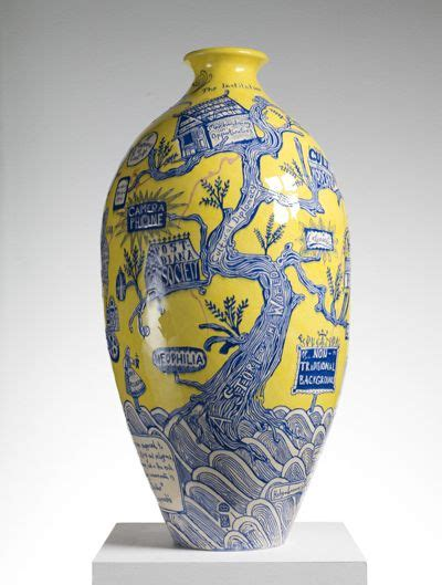 grayson perry fetishghosts secret studio ceramics
