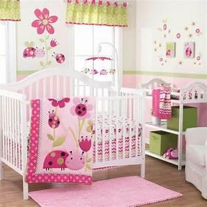 Babyzimmer Mädchen Deko : babyzimmer deko gr n ~ Sanjose-hotels-ca.com Haus und Dekorationen