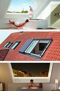 Velux Fenster Aushängen : velux dachfenster kette aush ngen modern domy s plochou st echou ~ Frokenaadalensverden.com Haus und Dekorationen