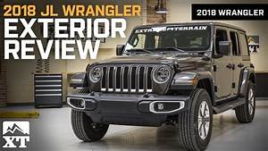 2018 Jeep Wrangler Jl Sahara Exterior Reviewed