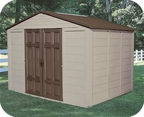 Keter 10x8 Stronghold Shed by Plastic Storage Sheds Car Interior Design