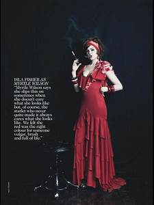 Great Gatsby My... Myrtle Wilson Memorable Quotes