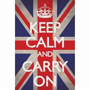 Keep Calm Quote... Union Jack Quotes