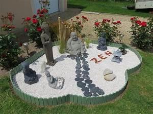 mon coin zen termine jardin pinterest pieces de With déco chambre bébé pas cher avec bac a fleurs exterieur en pierre