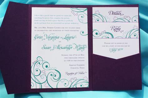 25+ Creative Wedding Invitations