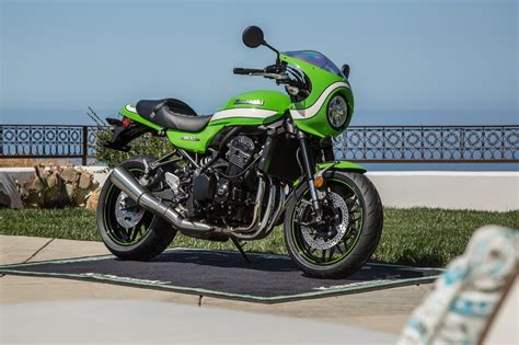 Kawasaki Z900rs Picture by Picture Intermission 2018 Kawasaki Z900rs Cafe Unveil
