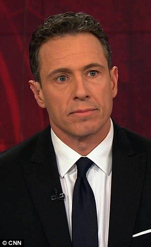 Cnn Moves Chris Cuomo To Primetime  Daily Mail Online