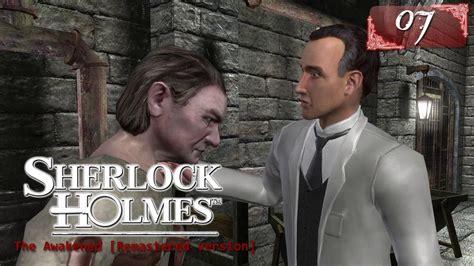 holmes sherlock games