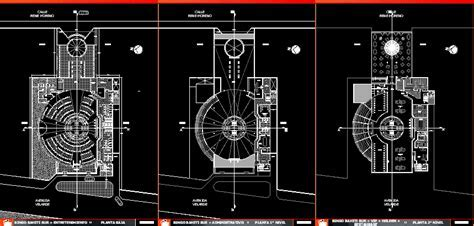 Restaurant, Hotel, Food Court 2D DWG Plan for AutoCAD