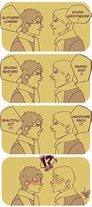 Reminds me of a... Drarry Lemoy