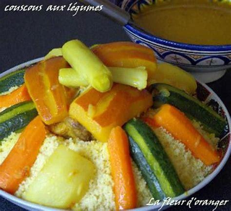 bouchra cuisine recette de couscous aux légumes par bouchra