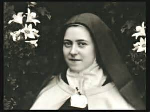 Image result for images of st. therese of lisieux