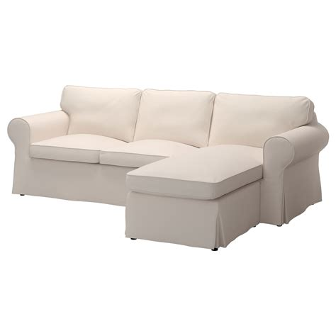 chaise plexi ikea ektorp two seat sofa and chaise longue lofallet beige ikea