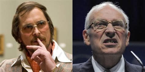 dick cheney  coming   christian bale