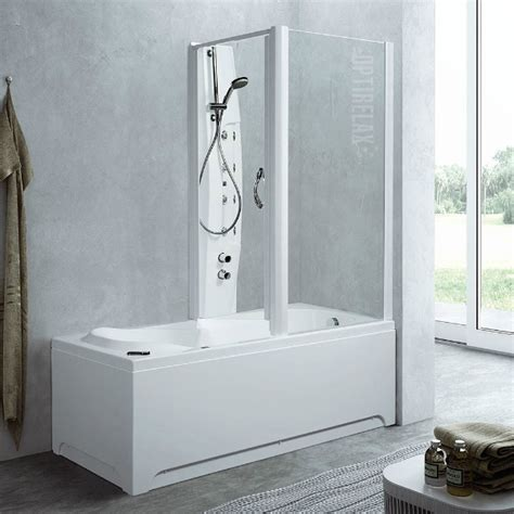 Badewanne Und Dusche Kombiniert  Optirelax Blog