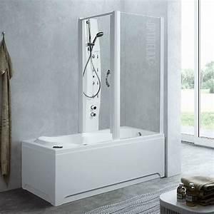 Badewanne Mit Dusche Integriert : badewanne und dusche kombiniert optirelax blog ~ Sanjose-hotels-ca.com Haus und Dekorationen