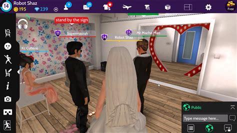 avakin wedding