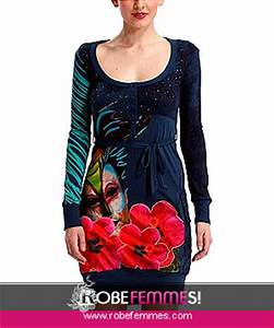 robe desigual soldees With desigual robes soldes
