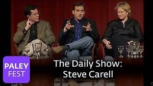 Steve Carell On Mayor Banning Satan - The Daily Show - YouTube