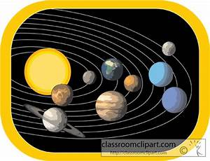 Planets The Sun Clip Art - Pics about space