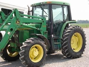 John Deere 6200 Salvage Tractor At Bootheel Tractor Parts
