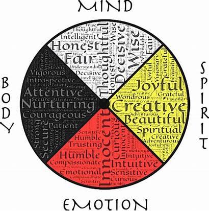 Eft Wheel Medicine Mind Directions Holistic Four