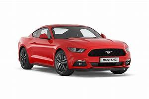 Ford Mustang Convertible Ecoboost Auto 2.3 Petrol | Vantage Leasing