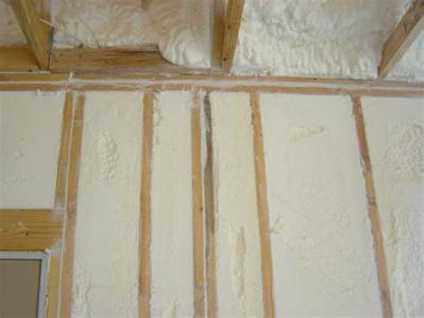foam insulation for commercial and residential