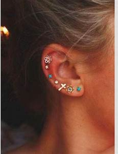 Jewels: ear piercings, cartilage piercing, cartilage ...