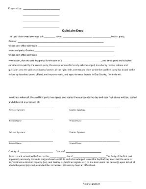quit claim deed form iowa pdf quit claim deed form florida templates fillable