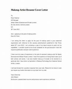 resume cover letter example 8 download documents in pdf With cover letter for benefit cosmetics