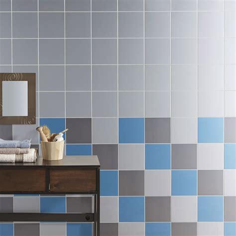 fa 239 ence mur bleu baltique astuce l 20 x l 20 cm leroy merlin