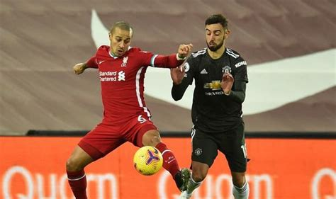 Liverpool player ratings vs Man Utd: Alisson saves Reds as ...